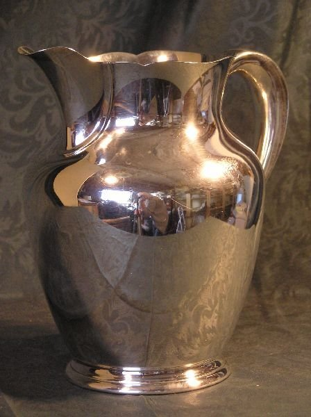 9: Kirk & Sons Sterling Silver Pitcher