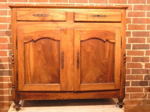 20: French Walnut Buffet