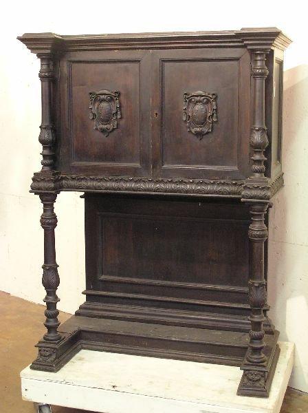 14: Renaissance Wine Cabinet