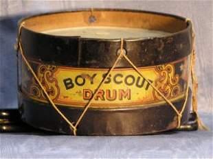Boy Scout Drum 352-45