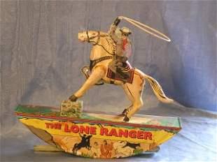The Lone Ranger Rocking Toy