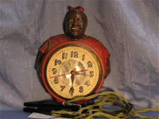 Electric Clock by Gibralter Manufacturing Company