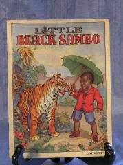 Little Black Sambo Book, dated 1939 87-72
