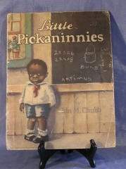 Little Pickaninnies Book by Ida Chubb, dated 1929