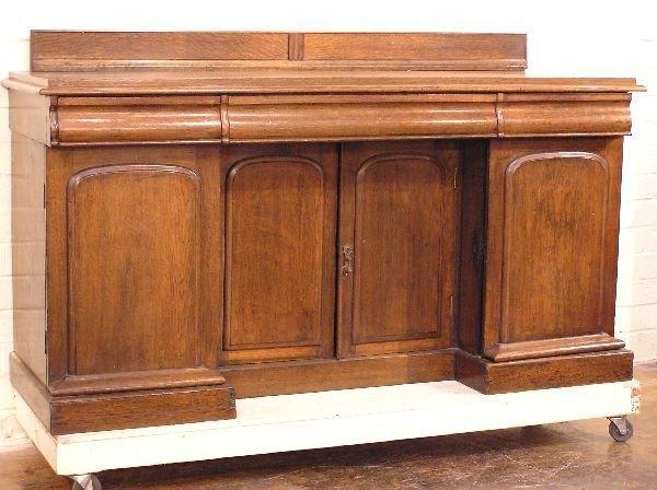 2: English Oak Sideboard