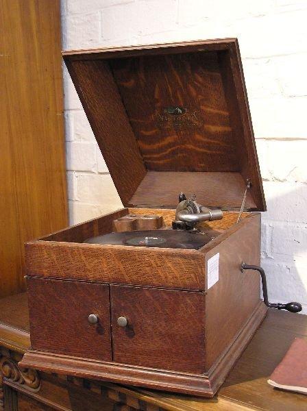 63: Victor Victrola Talking Machine