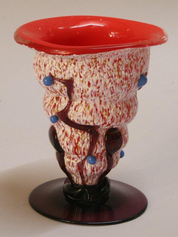 1021: Loetz Glass Vase