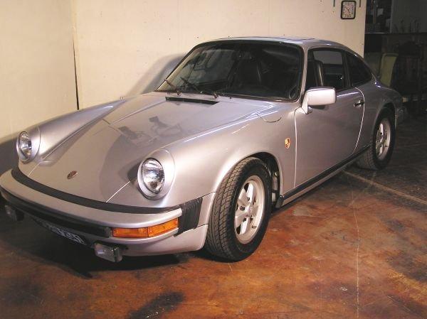 1136: Classic 1976 Porsche 911S