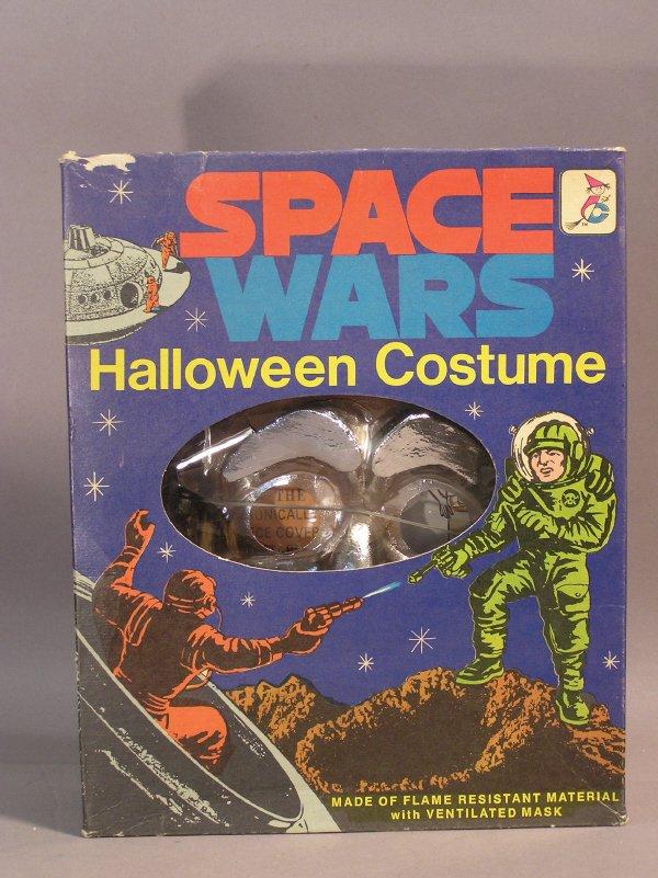"""6: Super Hero """"Space Wars"""" Halloween Costume"""