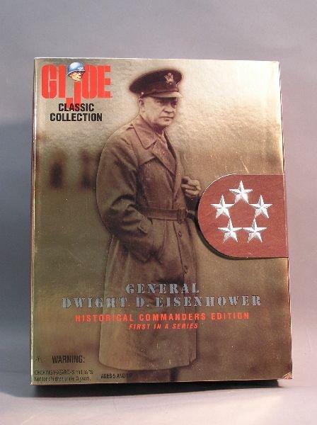 14: GI Joe Classic Collection Dwight D. Eisenhower Figu