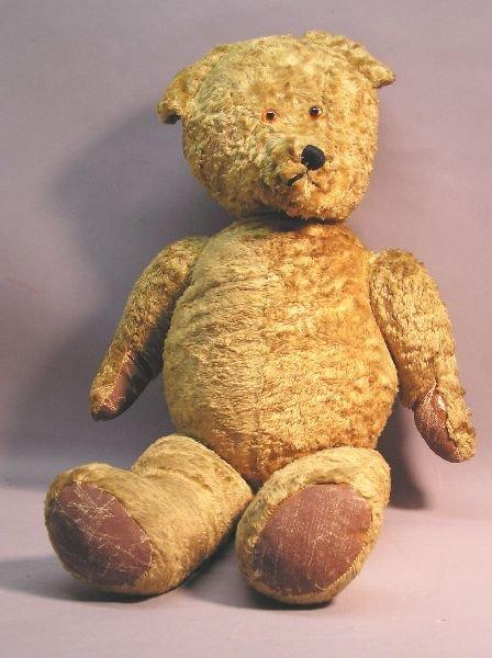 16: Large Vintage Teddy Bear