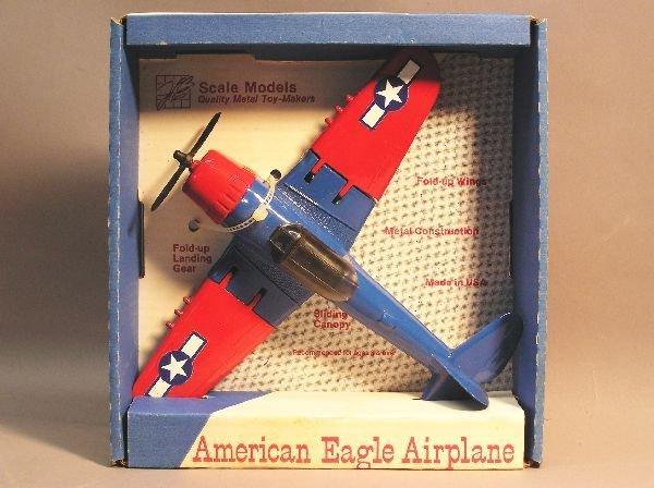 17: American Eagle Airplane