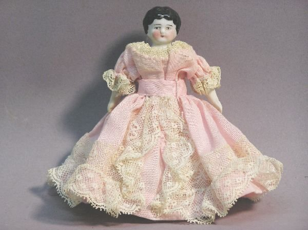 20: Early Bisque Doll