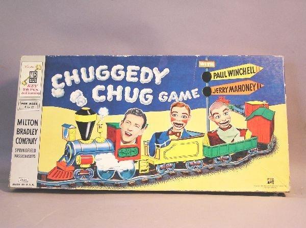 22: Chuggedy Chug Board Game
