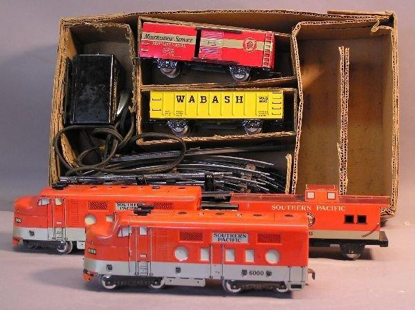 23: Diesel Type Electrical Train Set