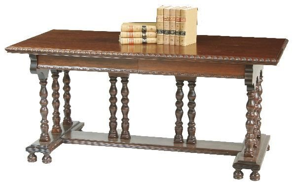 1018: Library Table