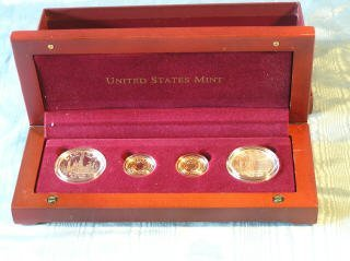 2005: Smithsonian Institute 150th Anniv. Coins 87-134