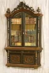 French Renaissance Bookcase 493-113