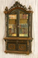 2012: French Renaissance Bookcase 493-113