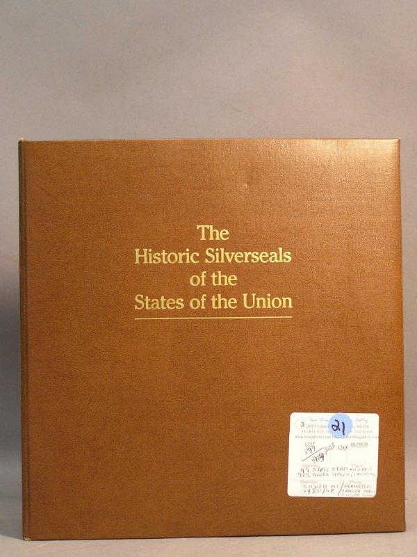 21: Book of Historic Silverseals