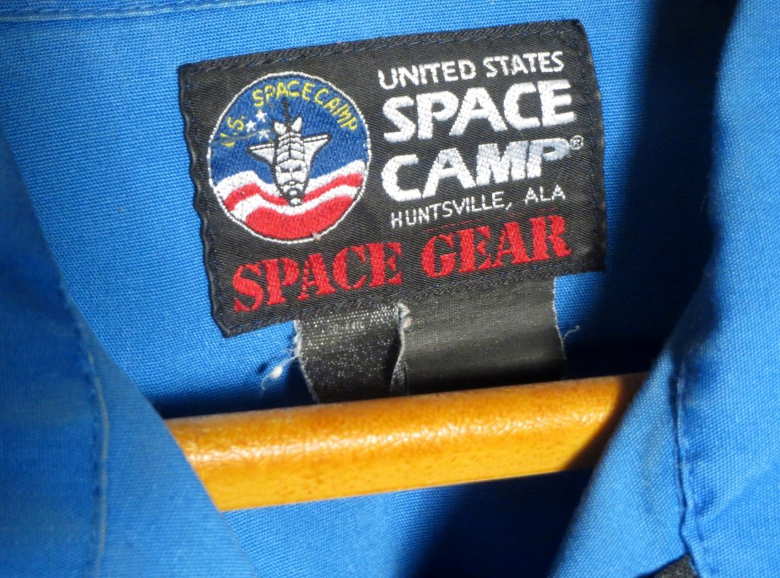 3 NASA Astronaut Jumpsuits w/ Patches + Space Food - 4