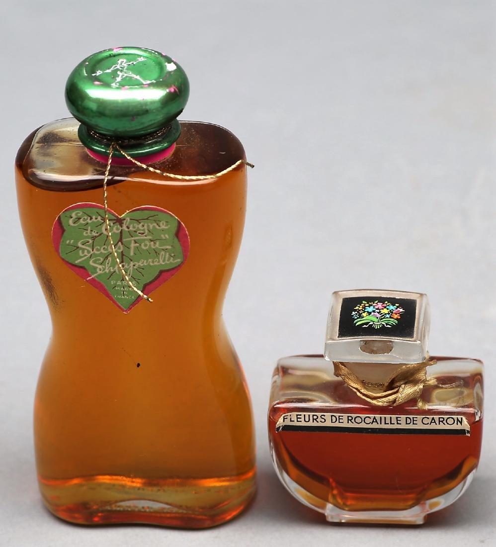 "Vintage Perfume Schiaparelli ""Succes Fou"" unopened, Lot"