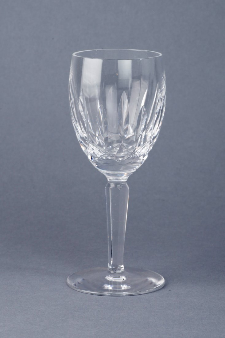 Lot of Waterford Kildare Crystal Stem Glasses - 2