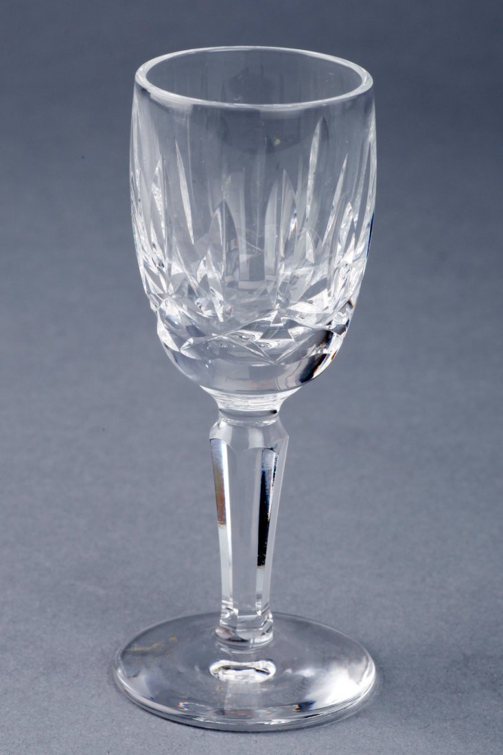 Lot of Waterford Kildare Crystal Stem Glasses - 5