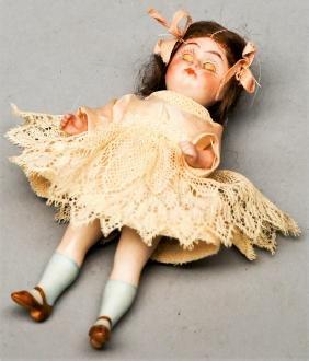 c1920 Kestner Brize Baby Mignonette Doll