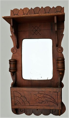 Antique Mirror Lot, Eastlake Style and More