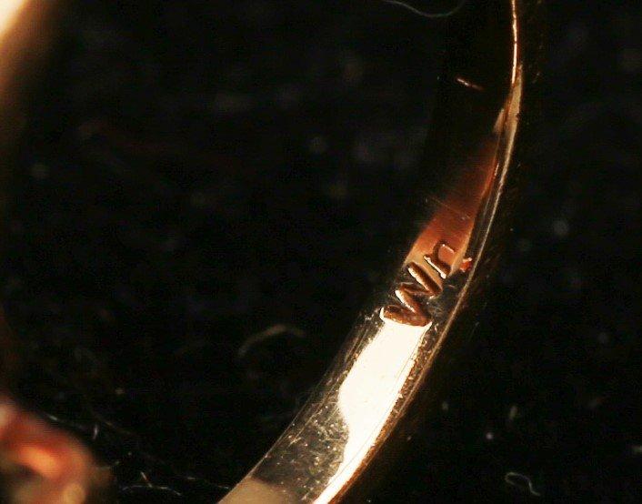 14k Gold & Emerald Ring. - 3
