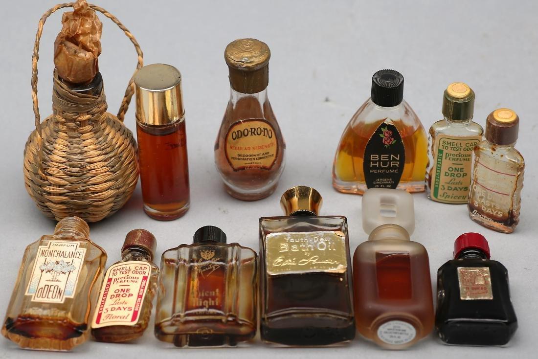 Vintage Miniature Perfume lot