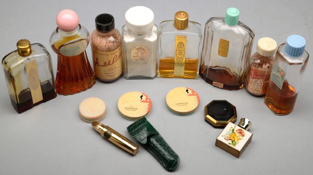 Vintage Perfume & Compact lot