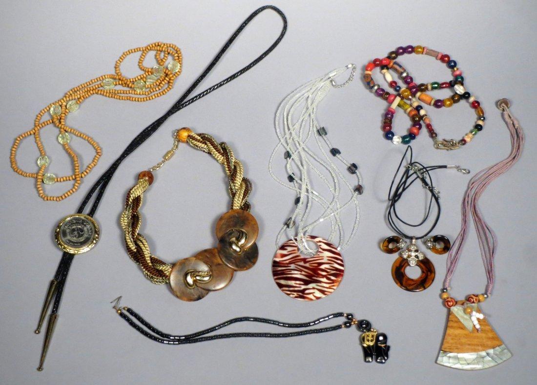 Box of Costume Jewelry - 3