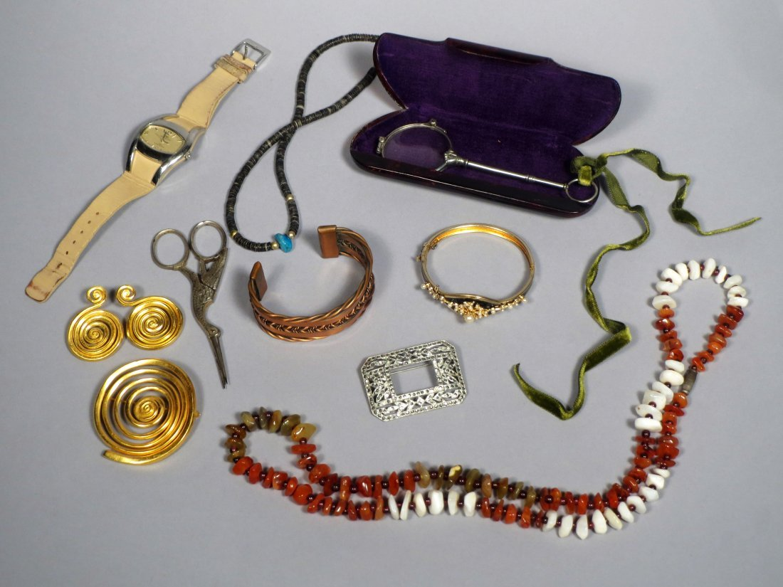 Box of Costume Jewelry and more surprises - 2