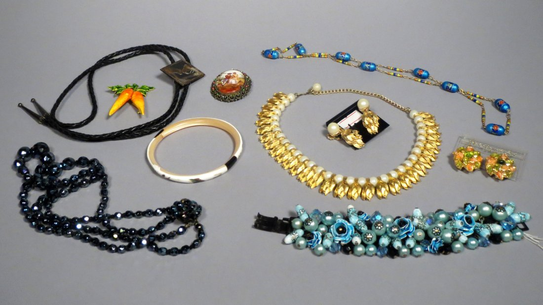 Box of Costume Jewelry and more surprises - 5