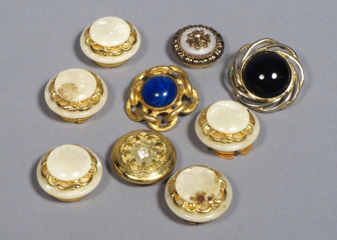 Box of Nixon Watches, perfume Parker Pen, Jewelry - 10
