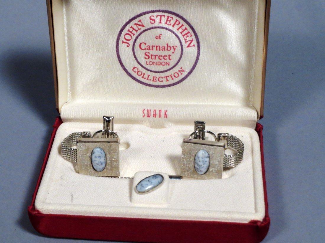 Box of Nixon Watches, perfume Parker Pen, Jewelry - 2