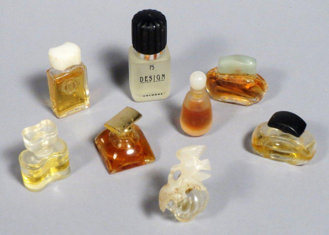 Box of Nixon Watches, perfume Parker Pen, Jewelry - 4