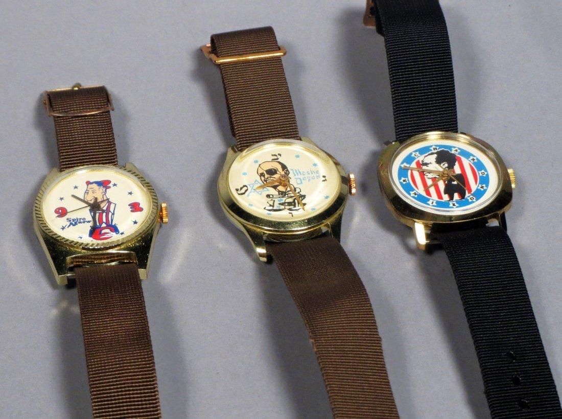 Box of Nixon Watches, perfume Parker Pen, Jewelry - 5