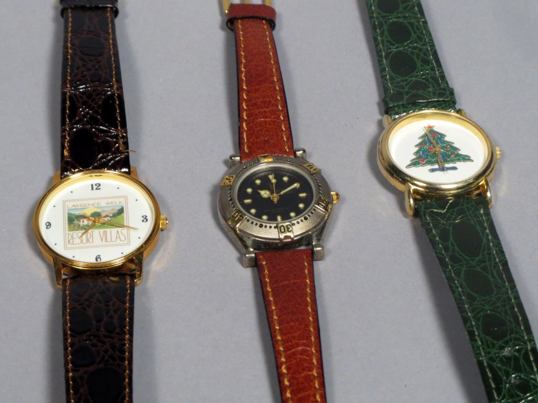 Box of Nixon Watches, perfume Parker Pen, Jewelry - 7