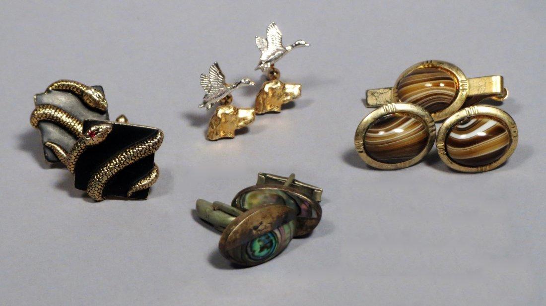 Box of Nixon Watches, perfume Parker Pen, Jewelry - 9