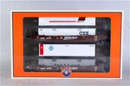 Mint in Box Lionel Maxi Stack Pair 626485