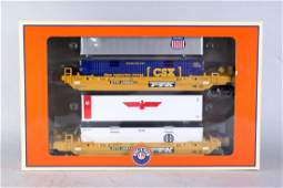 Mint in Box Lionel Maxi Stack Pair 626486