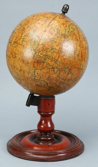 19th Century Smith & Son's Globe