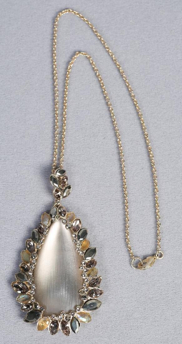 Alexis Bittar Costume Jewelry Necklace