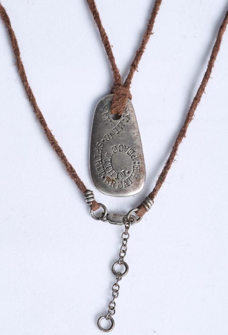 Aurora Lopez Mejia Talisman Necklace