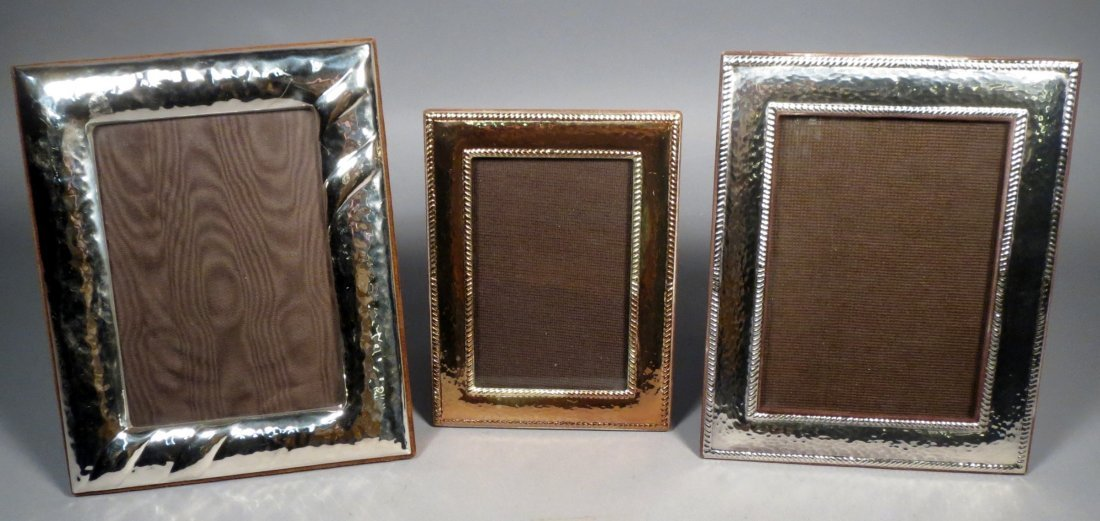 Lot of Three Picture Frames