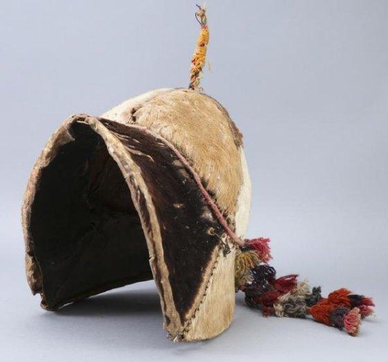 Antique Zulu Pith Helmet