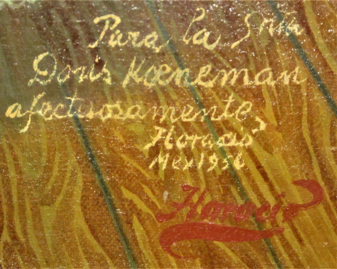 Horacio Renteria Rocha, Goldilocks - 5